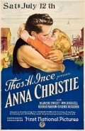 Anna Christie - movie with William Russell.