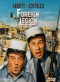 Abbott and Costello in the Foreign Legion - movie with Walter Slezak.