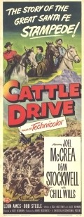 Cattle Drive - movie with Henry Brandon.