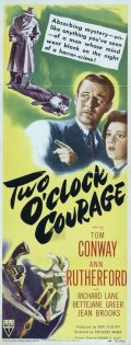Two O'Clock Courage is the best movie in Ann Rutherford filmography.