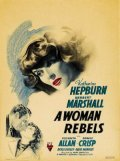 A Woman Rebels - movie with Donald Crisp.