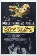 Sleep, My Love is the best movie in Claudette Colbert filmography.
