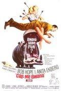 Call Me Bwana is the best movie in Anita Ekberg filmography.