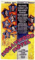 Hollywood Hotel - movie with Alan Mowbray.