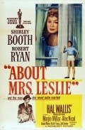 About Mrs. Leslie - movie with Robert Ryan.