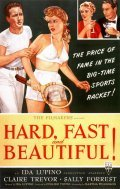 Hard, Fast and Beautiful - movie with Robert Clarke.