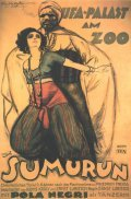 Sumurun film from Ernst Lubitsch filmography.