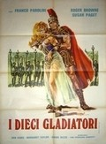 I dieci gladiatori is the best movie in Milton Reid filmography.
